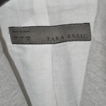 Zara grey blazer new without tag is being swapped online for free