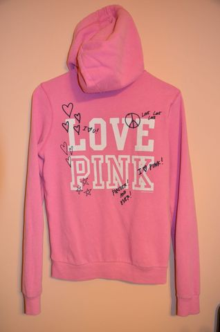 VS LOVE PINK Hoodie [S] Available for Free Online Swapping :: Rehash