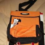 Orange Bag Holder is being swapped online for free
