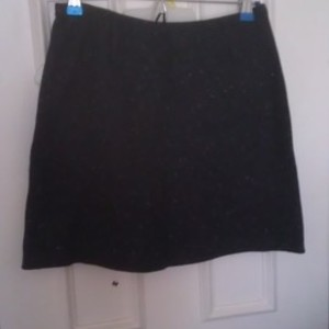 Awesome Mini Skirt! Dark knitted gray is being swapped online for free