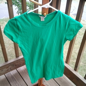 Green Tee is being swapped online for free