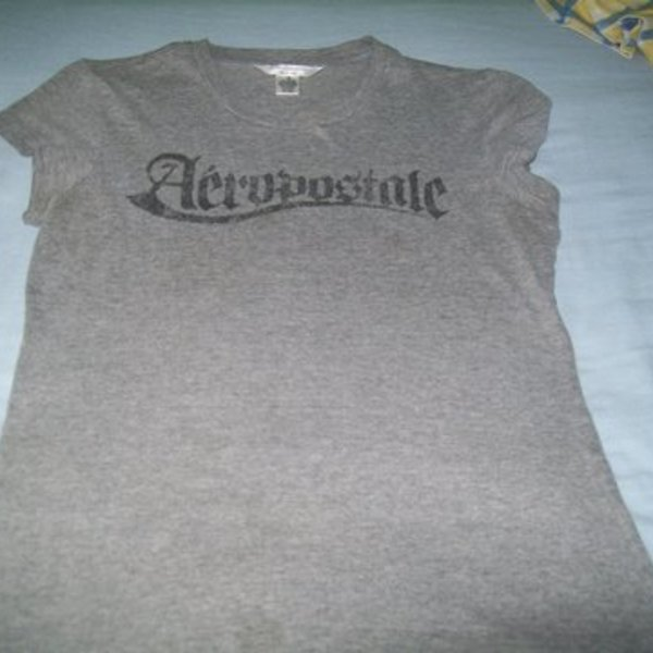 Aeropostale Grey Medium Shirt is being swapped online for free