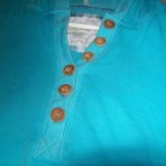 Energie Medium Blue Shirt is being swapped online for free