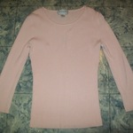 Casual Corner Annex Pink Sweater Large is being swapped online for free