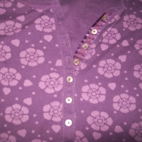 Old Navy Medium Purple Top is being swapped online for free