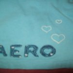 Aeropostale Blue Medium Shirt is being swapped online for free