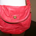 Authentic Marc by Marc Jacobs Crossbody Bag Red is being swapped online for free