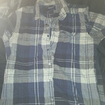 Mens American Eagle Plaid Shirt is being swapped online for free