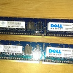 Dell Certified Nanya PC2-4200 Memory 1G Total is being swapped online for free