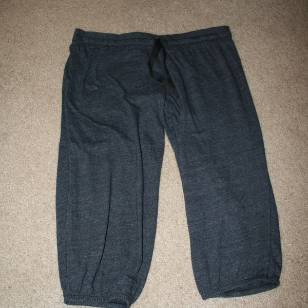 Under Armour Capri Joggers Size L is being swapped online for free