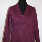 Small Purple Sonoma Blazer Jacket  is being swapped online for free