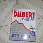 dilbert book is being swapped online for free