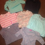 Huge lot juniors clothes is being swapped online for free