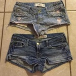 Hollister shorts bundle 0 is being swapped online for free