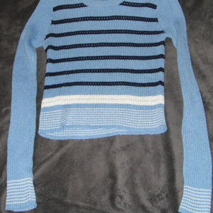 Blue Striped Top is being swapped online for free