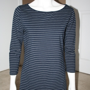 H&M Silver Label Boat Neck 3/4 Sleeve Top Size L is being swapped online for free