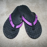 The North Face Flip Flops Size 8 is being swapped online for free