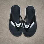 Reef Flip Flops Size 8  is being swapped online for free