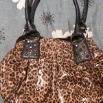 Candies Leopard Print Purse is being swapped online for free