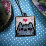 Custom Cross Stitches Made to Order is being swapped online for free
