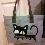 Cute Cat Purse is being swapped online for free