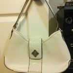 Ivory Purse is being swapped online for free