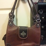 Dark Brown Purse is being swapped online for free