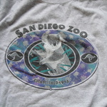 Large San Diego Zoo Tshirt is being swapped online for free