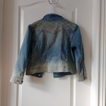 Neat Jessica Simpson Denim Jacket is being swapped online for free
