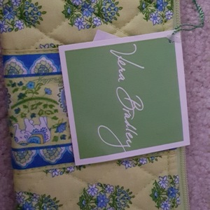 Vera Bradley NWT Brush and Pencil Case is being swapped online for free