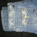 Rue 21 Jeans 7/8R is being swapped online for free