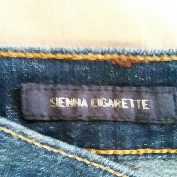 Lucky Brand Sienna Cigarette Jeans is being swapped online for free