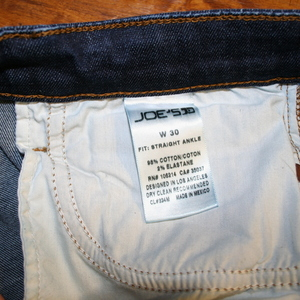 Joe's Jeans Skinny Ankle Jeans Size 30  is being swapped online for free