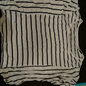 Aeropostale Striped Shirt is being swapped online for free