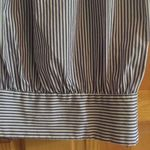 Zara Basic Purple Striped Sleeveless Dress Small is being swapped online for free