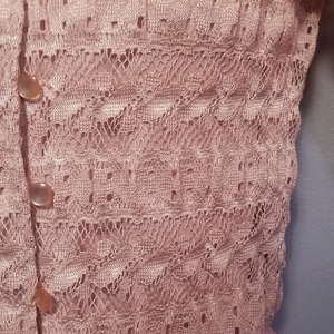 90's Lace Cardigan  is being swapped online for free