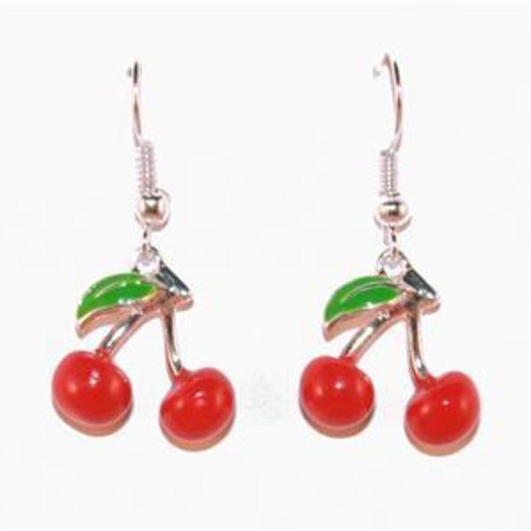 cherry earrings is being swapped online for free