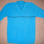 Turquoise shirt is being swapped online for free