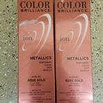 ion Liquid Hair Makeup in Rose Gold x2 is being swapped online for free