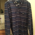 JCrew Striped Longsleeve Shirt is being swapped online for free
