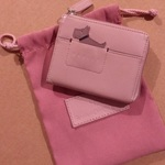 Radley Pink Leather Coin Purse is being swapped online for free