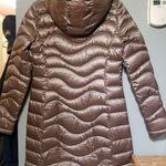 NEW Andrew Marc Long, Down Jacket Xs is being swapped online for free
