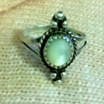Sterling Silver Abalone ring is being swapped online for free