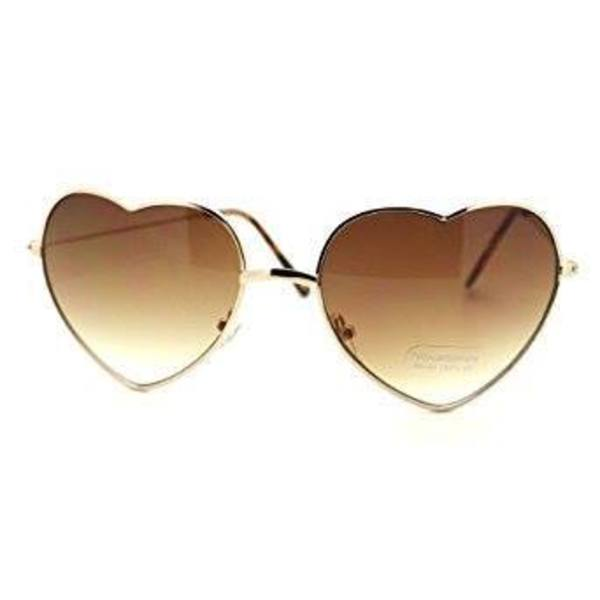 Super Cute Heart Shaped Sunglasses is being swapped online for free