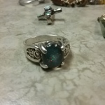Vintage sterling ring - 6 is being swapped online for free