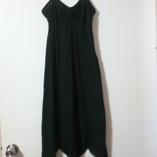 Free People black sundress - 0 is being swapped online for free