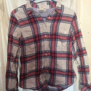 H&M fitted flannel is being swapped online for free