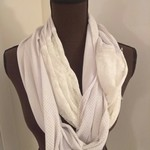 Collection 18 Infinity Scarf is being swapped online for free