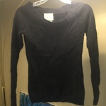 Old Navy Black Super Soft Sweater Medium is being swapped online for free