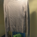 American Eagle Tan Sweater XS is being swapped online for free
